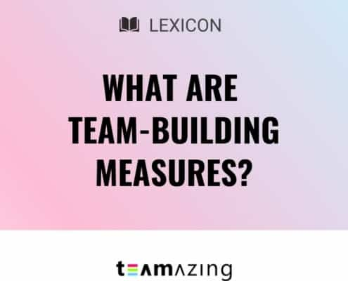 What are team-building measures?