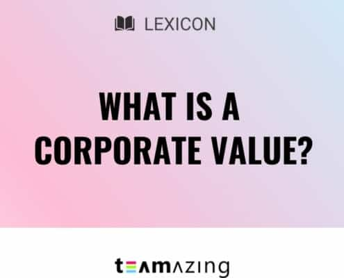 What is a Corporate Value