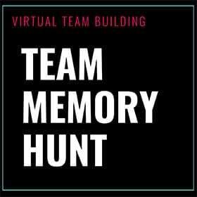 Brand New: Team Memory Hunt